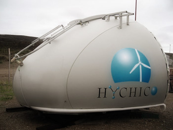 Hychico - Developing sustainable future from Patagonia