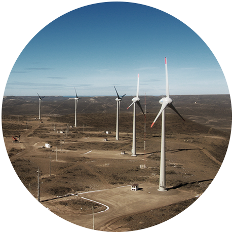 Wind Park - Hychico